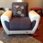 Armchair-Weston -Upholstery-cleaning