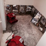 Weston flood-damage repair-machines